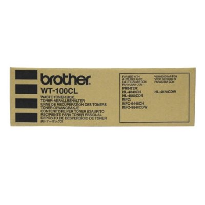 Resttonerbehälter Original Brother WT-100 CL