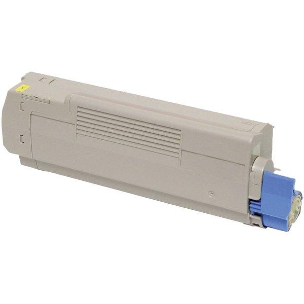 Toner Kompatibel zu OKI 43324421 C5800 gelb