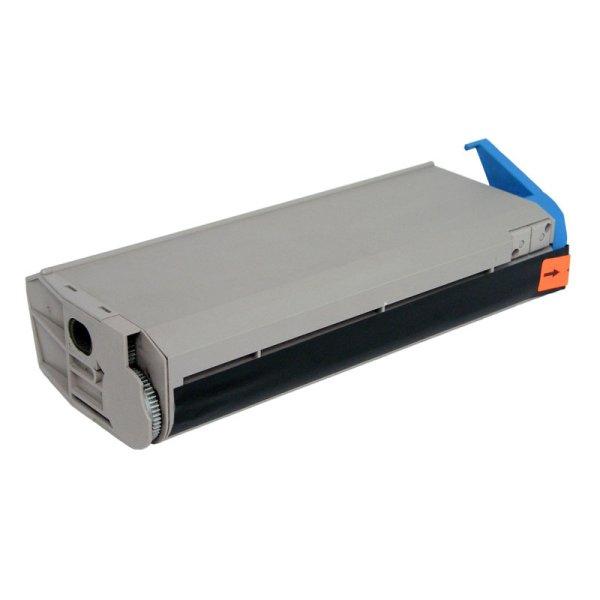 Toner Kompatibel zu OKI 41963008 C7100 schwarz
