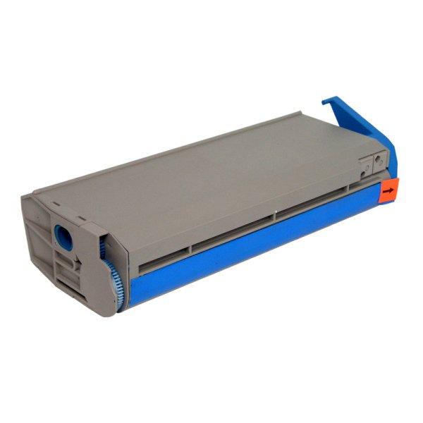 Toner Kompatibel zu OKI 41963007 C7100 cyan