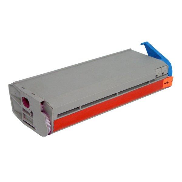Toner Kompatibel zu OKI 41963006 C7100 magenta