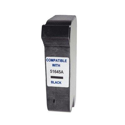 Druckerpatrone Kompatibel zu HP 51645AE (45) schwarz