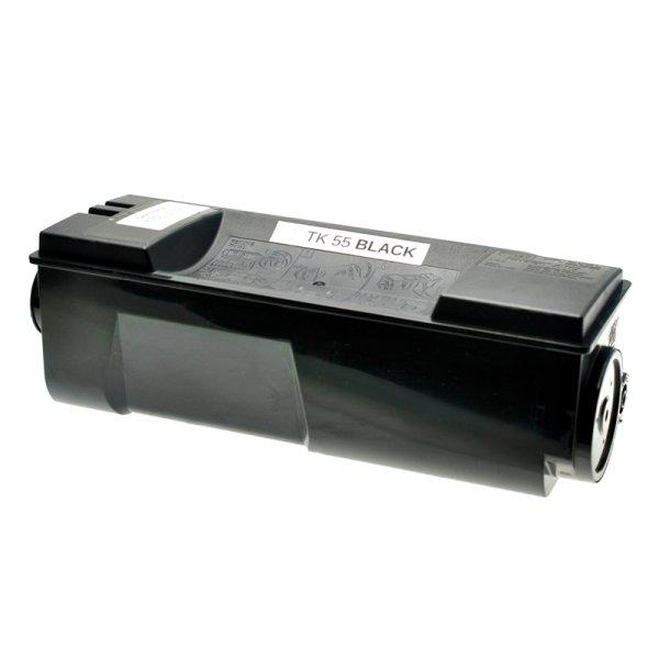 Toner Kompatibel zu Kyocera TK-55 370QC0KX schwarz