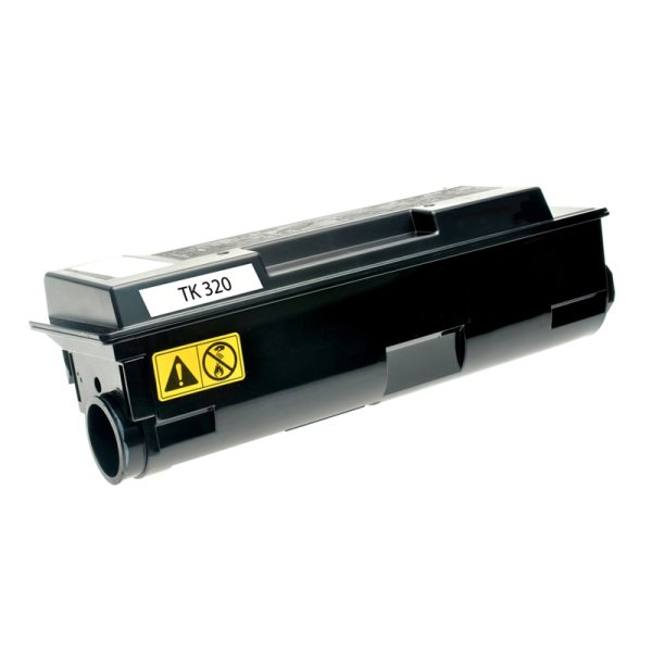 Toner Kompatibel zu Kyocera TK-320 1T02F90EU0 schwarz