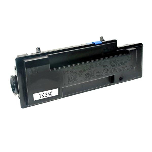 Toner Kompatibel zu Kyocera TK-340 1T02J00EU0 schwarz