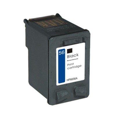 Druckerpatrone Kompatibel zu HP C6656AE (56) schwarz