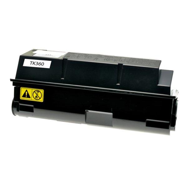 Toner Kompatibel zu Kyocera TK-360 1T02J20EU0 schwarz