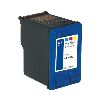 Druckerpatrone Kompatibel zu HP C6657A (57) 3-farbig