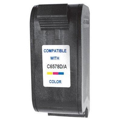 Druckerpatrone Kompatibel zu HP C6578AE (78) 3-farbig