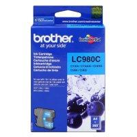 Druckerpatrone Original Brother LC-980 C cyan