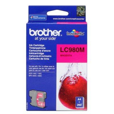 Druckerpatrone Original Brother LC-980 M magenta