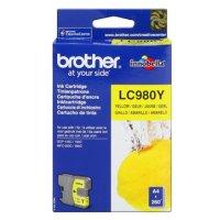Druckerpatrone Original Brother LC-980 Y gelb