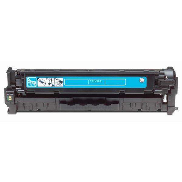 Toner Kompatibel zu HP CC531A (304A) cyan