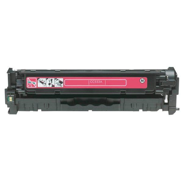 Toner Kompatibel zu HP CC533A (304A) magenta