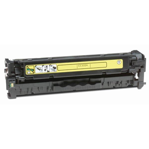 Toner Kompatibel zu HP CC532A (304A) gelb