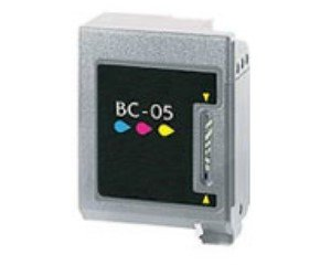 Druckerpatrone Kompatibel zu Canon BC-05 (0885 A 002) 3-farbig