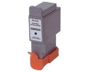 Druckerpatrone Kompatibel zu Canon BCI-21/24BK (0954 A 002) (6881 A 002) schwarz