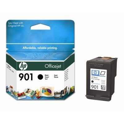 Druckerpatrone Original HP CC653AE (901) schwarz