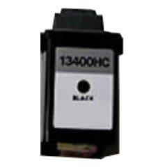 Druckerpatrone Kompatibel zu Lexmark 13400HC (00) schwarz