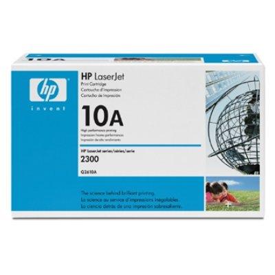 Toner Original HP Q2610A (10A) schwarz