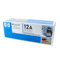Toner Original HP Q2612A (12A) schwarz