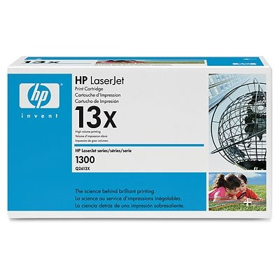 Toner Original HP Q2613X (13X) schwarz
