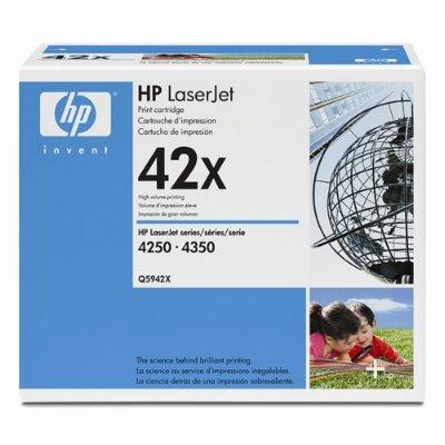 Toner Original HP Q5942X (42X) schwarz
