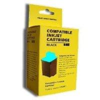 Druckerpatrone Kompatibel zu Lexmark 17G0050E (50) schwarz