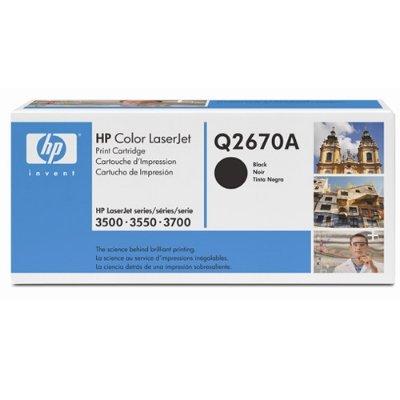 Toner Original HP Q2670A schwarz