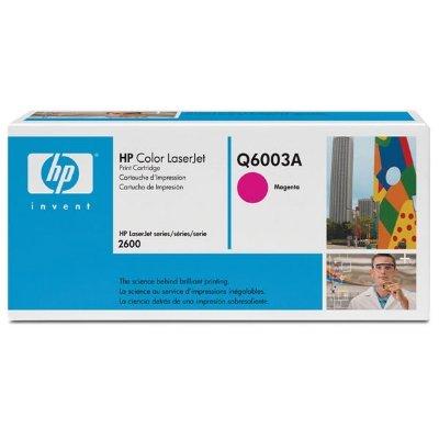 Toner Original HP Q6003A magenta