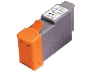Druckerpatrone Kompatibel zu Canon BCI-21/24C (0955 A 002) (6882 A 002) 3-farbig