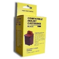 Druckerpatrone Kompatibel zu Lexmark 12A1975 (70/75) schwarz