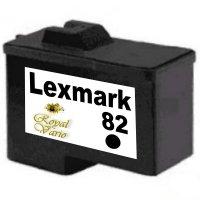 Druckerpatrone Kompatibel zu Lexmark 18L0032E (82) schwarz