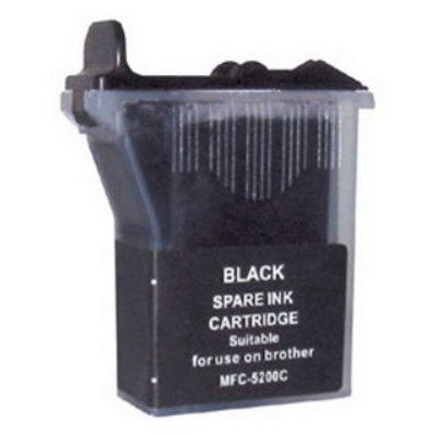 Druckerpatrone Kompatibel zu Brother LC-600 BK schwarz