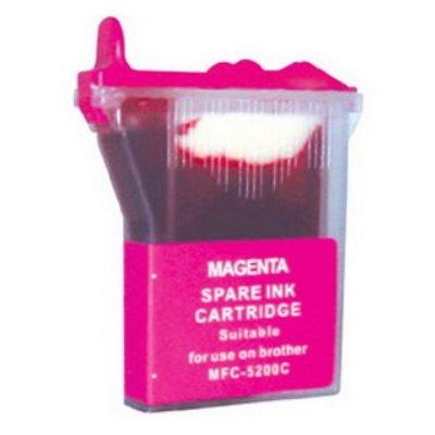 Druckerpatrone Kompatibel zu Brother LC-600 M magenta