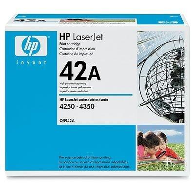 Toner Original HP Q5942A (42A) schwarz