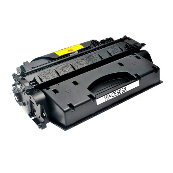 Toner Kompatibel zu HP CE505X (05X) schwarz