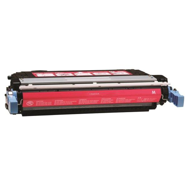 Toner Kompatibel zu HP CB403A magenta