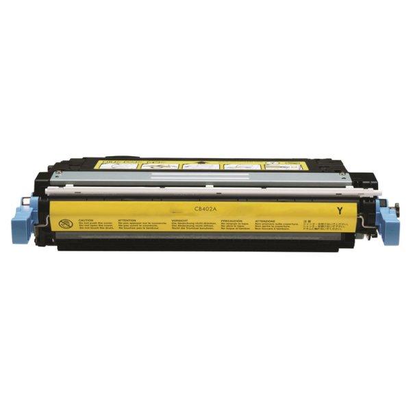 Toner Kompatibel zu HP CB402A gelb