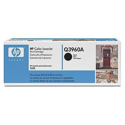 Toner Original HP Q3960A schwarz