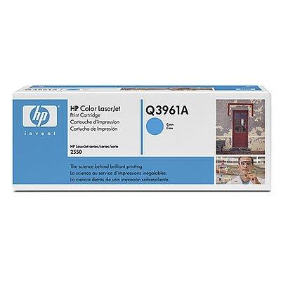 Toner Original HP Q3961A cyan