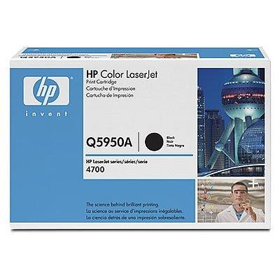 Toner Original HP Q5950A schwarz