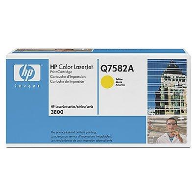 Toner Original HP Q7582A gelb