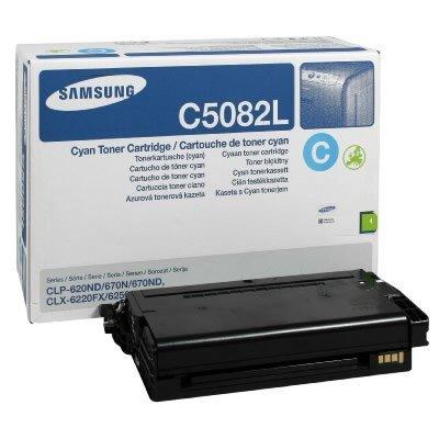 Toner Original Samsung CLT-C5082L cyan