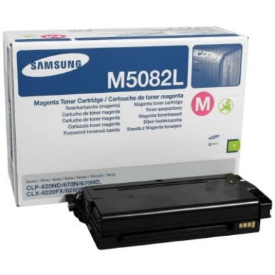 Toner Original Samsung CLT-M5082L magenta