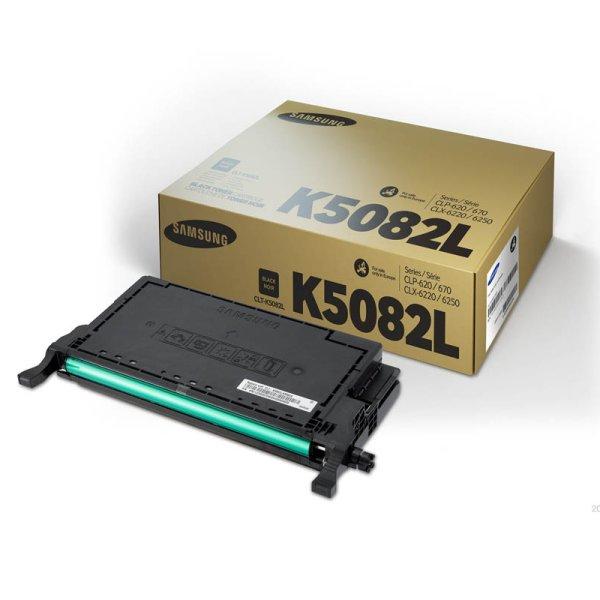Toner Original Samsung CLT-K6092S schwarz