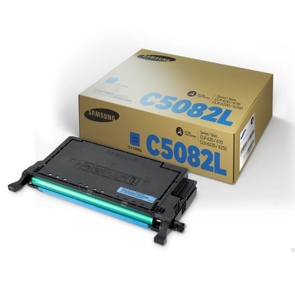 Toner Original Samsung CLT-C6092S cyan