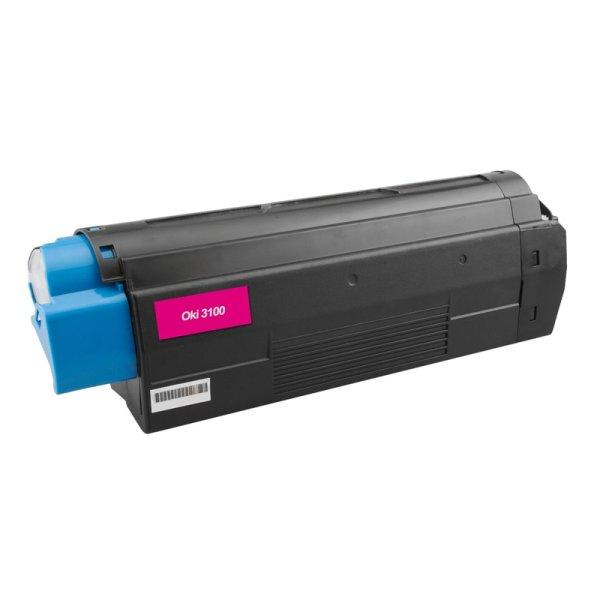 Toner Kompatibel zu OKI 42804514 C3100 magenta