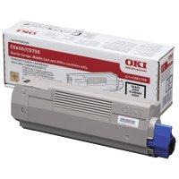 Toner Original OKI 43865708 C5650 schwarz