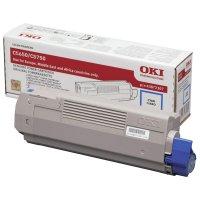 Toner Original OKI 43872307 C5650 cyan